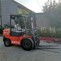 志成热卖码头物流叉车工厂专用装卸车建筑叉车