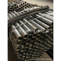 直销q235异形圆管方管家具管空心焊管 定制家具管铁管白皮圆管100