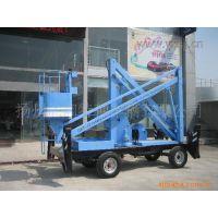 供应13米液压升降机 液压升降平台 升降机