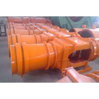 矿用湿式除尘风机KCS100D-320D型号技术参数表