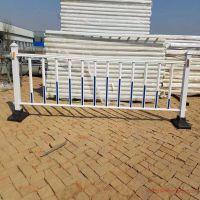 安平厂家现货销售京式道路护栏 耐高温锌钢护栏 公路专用