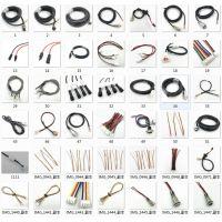 千兆以太网线工业相机线束M12转RJ45 8芯