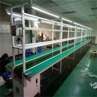 东莞流水线 电子电器生产线 双边工作台组装拉装配线顺锋厂家直销