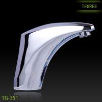 TG-351感应水龙头 全自动智能感应式家用单冷冷热洗手器感应龙头