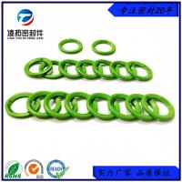 现货浅绿色M10*1液压接头ED圈英制螺纹密封堵头用E型圈8.4*11.9*1