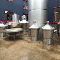 绍兴黄酒白酒不锈钢酿酒设备 304不锈钢酒容器 厂家供应