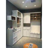 锐镁铝业全铝家居铝合金型材批发成品定制衣柜书柜酒柜浴室柜等所有家具柜