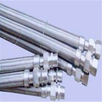 制作304不锈钢进水软管厂家 热水器冷热防爆金属软管批发