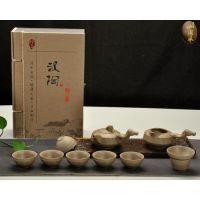 清远茶具套装定制,佛山礼品茶具套定制厂,中山商务礼品紫砂茶具