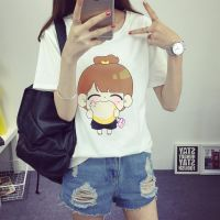 12--14-15-16-18岁大童少女孩初高中学生韩版夏天上衣服短袖T恤13