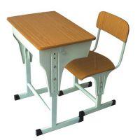 广东小学生单人可升降课桌椅-北魏课桌椅