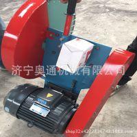 奥通专业生产卡箍切桩机高速地面锯桩机一件代发