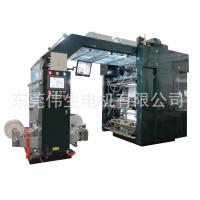 厂家提供 纸质包装印刷机 层叠式商标4色柔印机