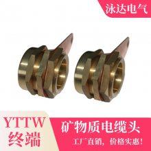 工厂直销矿物质电缆头YTTW电缆接头全国发货