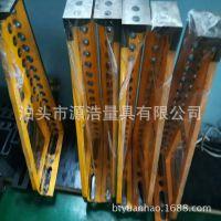 厂家供应 三维柔性平板D28/D16支撑角铁规格 批发角型连接块尺寸