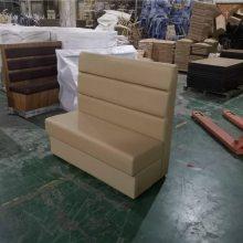 皮艺软包沙发定做,增城区卡座沙发加工厂