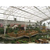 婚宴主题生态餐厅哪里有建的 餐厅温室厂家