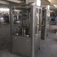 把粉状装进胶囊的机器 全自动胶囊机 山东颗粒灌装机 维诺容积式充填机