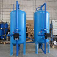 华兰达厂家直销南宁A3碳钢机械罐 中水回用前置多介质过滤器 你值得拥有