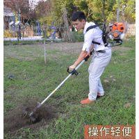 苗木基地除草机 肩背式多功能割草机 割灌机厂家
