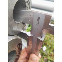 316L不锈钢厚壁管现货零切厂家壁厚均匀