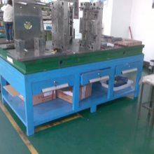 厂家直销铸铁平台 配虎钳铸铁平台 装配铸铁平台 铸铁台面钳工桌