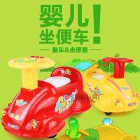 加大号婴儿抽屉式坐便器滑行车 男女宝宝马桶便盆 厂家直销YM55