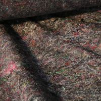 汽车货物运输毛毯 新修公路路面养护保湿毛毡 无锡惠山毛毡厂批发