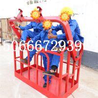 360度旋转吊篮12吨20吨25吨吊车通用自动调平顶筐