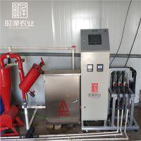 供应四川无土栽培专用水肥机 滴灌自动施肥器