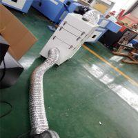 易雕激光雕刻机专业四层烟雾过滤器YD-4空气过滤