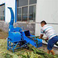 干湿两用切草机 源头直销玉米秸秆铡草机 大型养殖场专用青贮机
