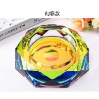 [八角水晶烟灰缸]陶瓷烟灰缸生产厂家