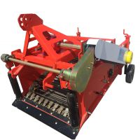 禹鸣机械厂家直销皮带加固型红薯收获机四轮拖拉机带挖番薯机器