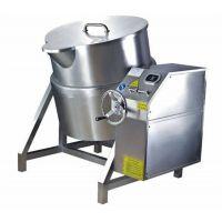 可倾式汤锅 摇摆式大汤炉 自动煲汤大炉子 电磁煮汤灶 食堂用大型汤锅