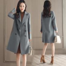 反季女装冬季外套女中长款加厚韩版妮子外套冬装清仓处理