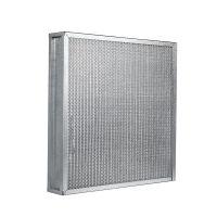 风管电子除尘净化器组合空调机组式静电消毒器中央空调空气净化装置利安达
