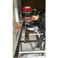 私家锌钢围栏护栏冲孔机高速冲床厂家直销机械