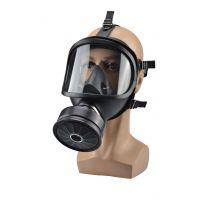 山西新华化工科技牌过滤式全面罩头戴式防毒面具厂家直销