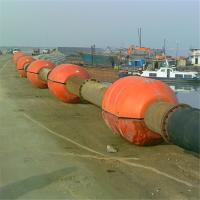 疏浚抽沙柔性橡胶浮筒聚乙烯浮体加盟