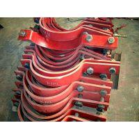 电标D3A型三孔短管夹是什么颜色?