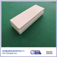 淄博赢驰球磨机陶瓷衬板施工