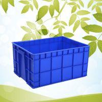 3号封闭箱塑料周转箱长方形带盖塑料周转箱 食品储物箱消毒餐具箱