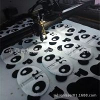 毛绒玩具单头双头四头激光切割机 CCD摄像布料切割 厂家批发直销