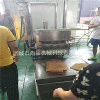 北京煎饼果子薄脆油炸机 脆皮油炸流水线 终生售后
