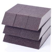 日本金刚砂海绵擦除垢除锈清洁擦海绵刷除锅底铁锈厨房魔力擦6枚