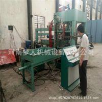 热销贵溪加工办厂项目 全自动透水砖机机械 免烧透水砖生产线