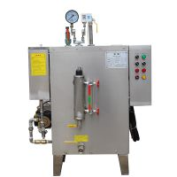 旭恩36千瓦纯蒸汽发生器厂家全自动蒸汽锅炉价格