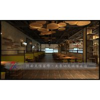 开封火锅店装修设计厨房布局和整体布局如何规划