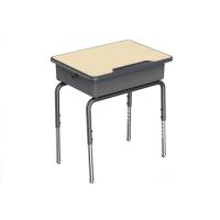 武汉学生课桌椅批发厂家、塑钢课桌椅学生课桌椅批发-武汉尚美格